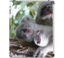 Baby Koala Sleeping iPad Case/Skin