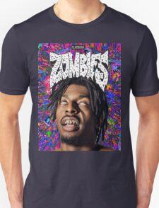 FBZ Purple Poster Unisex T-Shirt