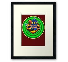 WHONIACS  Framed Print