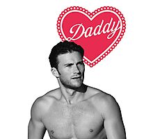 Scott Eastwood - Daddy Photographic Print