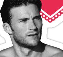 Scott Eastwood - Daddy Sticker