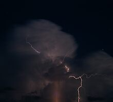 Evening Storm by Cassie Robinson