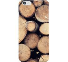 Stack 'Em High iPhone Case/Skin