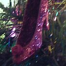 sparkly shoe decoraion by jacquigrieve
