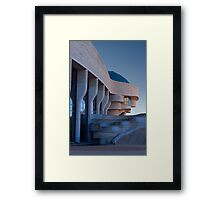 Museum of Civilization Framed Print