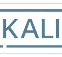 Kali Sana 2.0 Tshirt Sticker