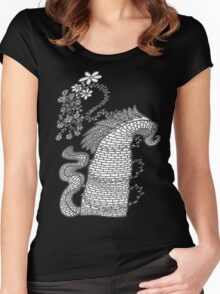 HECHIZO Women's Fitted Scoop T-Shirt