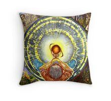Ripple Weaver (Inspiration) Throw Pillow