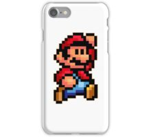 Super mario! iPhone Case/Skin