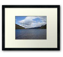 Loch Muick, Scotland Framed Print