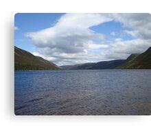 Loch Muick, Scotland Canvas Print