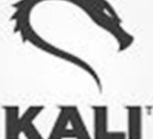 Kali Linux Round Logo Sticker