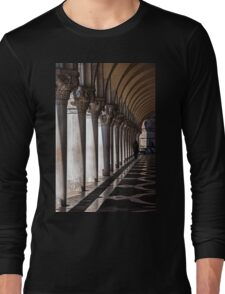 Doge's Arches Long Sleeve T-Shirt