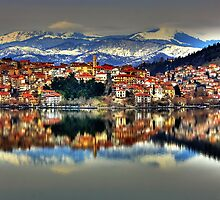 Reflection City... by Tania Koleska