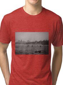 Morning Haze Tri-blend T-Shirt