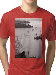 The Shipping Lane Tri-blend T-Shirt