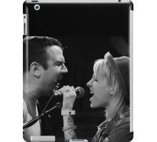 Max & Sherri iPad Case/Skin
