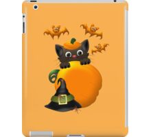 The Witches Cat  iPad Case/Skin