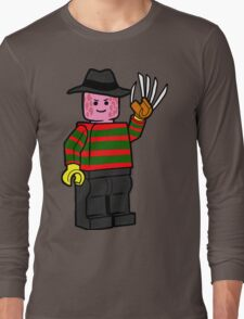 Horror Toys - Freddy Long Sleeve T-Shirt