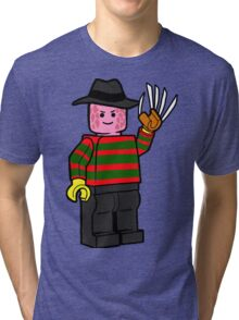 Horror Toys - Freddy Tri-blend T-Shirt