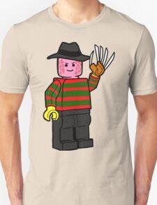 Horror Toys - Freddy Unisex T-Shirt