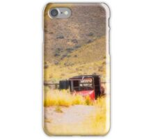 Alone On The Hill iPhone Case/Skin