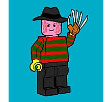 Horror Toys - Freddy Photographic Print