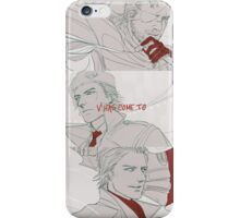 V Has Come To iPhone Case/Skin