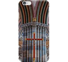 Exeter Cathedral (2) iPhone Case/Skin