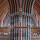 Exeter Cathedral (2) by eddiechui
