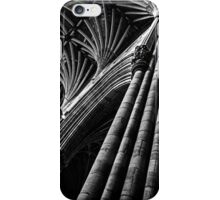 Exeter Cathedral (1) iPhone Case/Skin