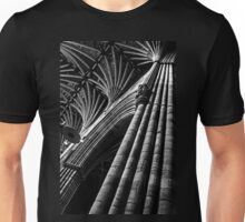Exeter Cathedral (1) Unisex T-Shirt