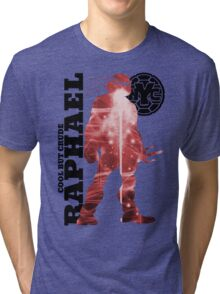 TMNT - Cool But Crude Tri-blend T-Shirt