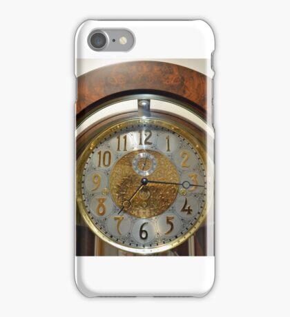 Classic timepiece iPhone Case/Skin