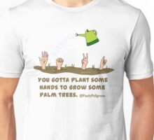 Palm Tree Seeds Unisex T-Shirt