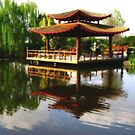 Japanese Gardens - Hunter Valley by Marilyn Harris