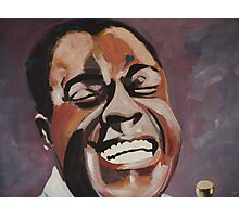 Louis Armstrong (2) Photographic Print