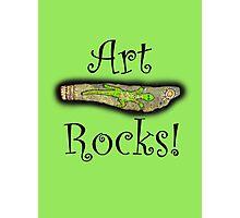 Art Rocks #3 Photographic Print