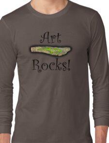 Art Rocks #3 Long Sleeve T-Shirt