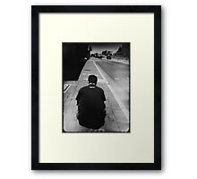 oh come on! Framed Print
