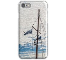 Fore Mast iPhone Case/Skin