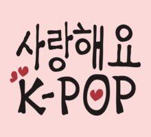 SARANG HAEYO K-POP One Piece - Long Sleeve