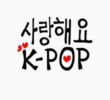 SARANG HAEYO K-POP Women's Fitted Scoop T-Shirt