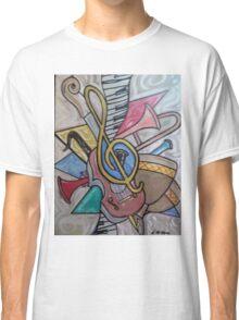 Musical Vibes Classic T-Shirt