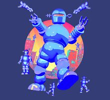 INVASION OF THE GIANT ROBOTS! T-Shirt