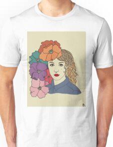 Frida, my muse Unisex T-Shirt
