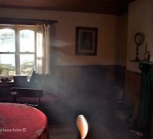 Haze of Afternoon - Irish Country Interior, County Down by Laura Butler