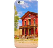 Historic Hotel Meade iPhone Case/Skin