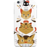ghibli genk iPhone Case/Skin