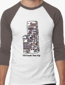 Missingno Men's Baseball ¾ T-Shirt